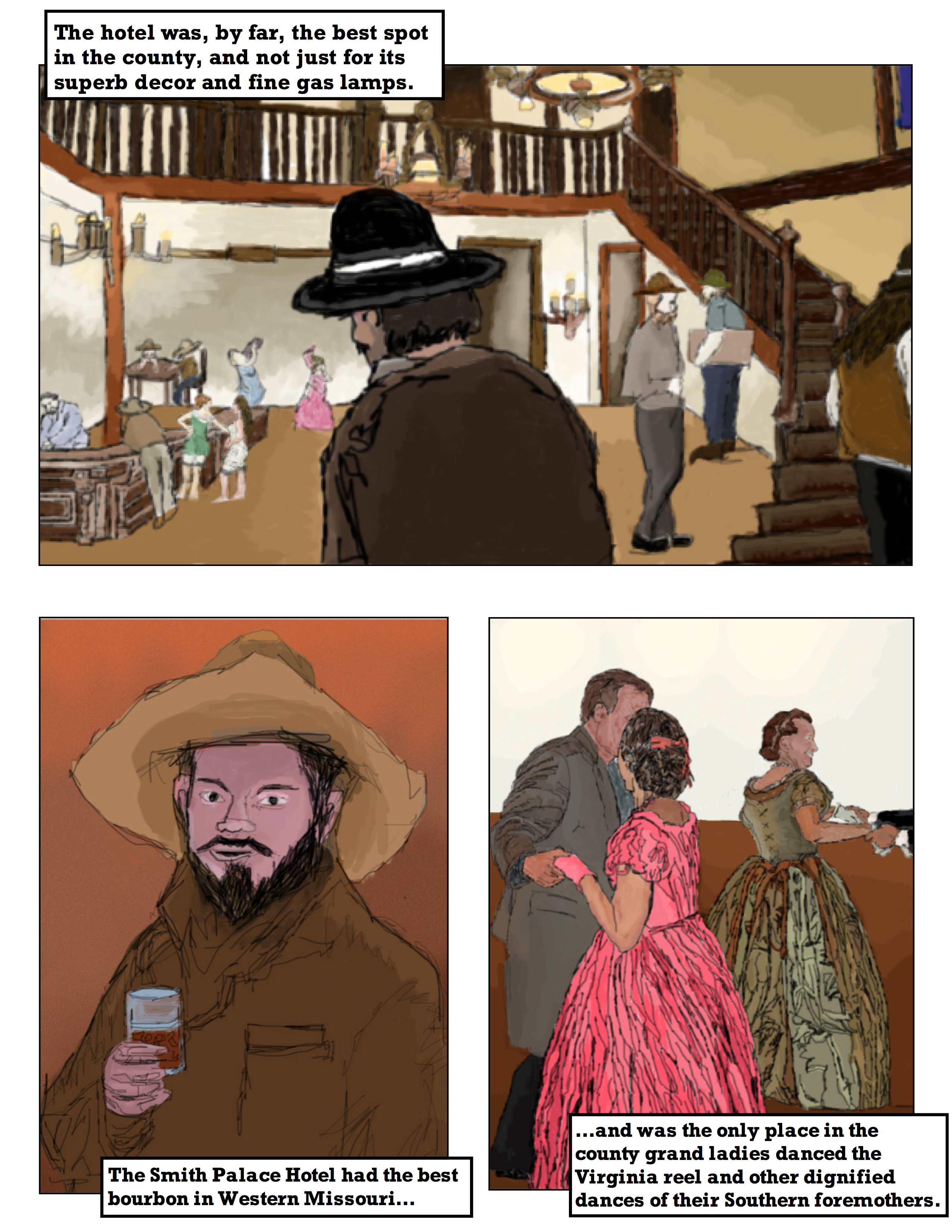 Wild West Apothecary: Saul's First Day As A Pharmacist 7