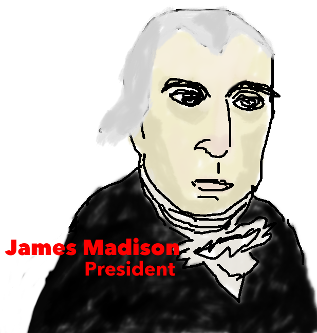 JamesMadison P