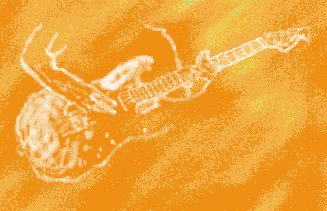 Orange Guitar Riffs