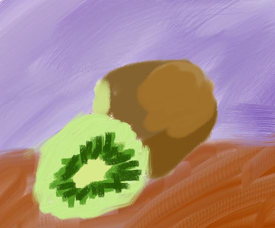 Kiwi I ate, November 2nd, 2013