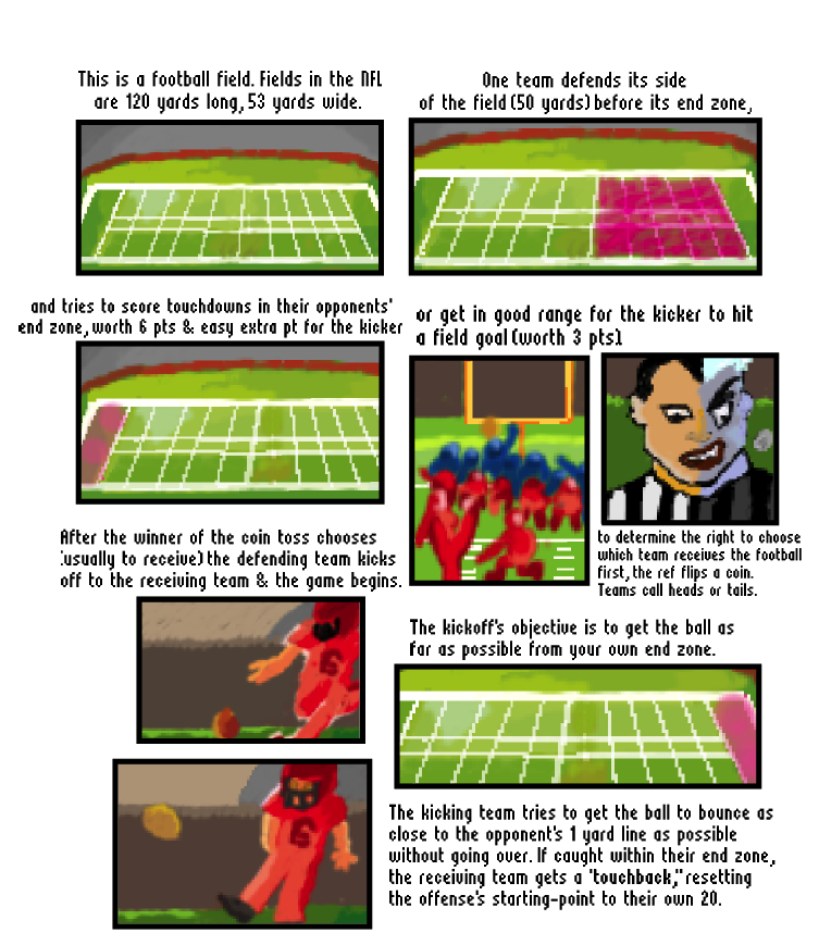 Teaching the Rules of American Football – Page 1